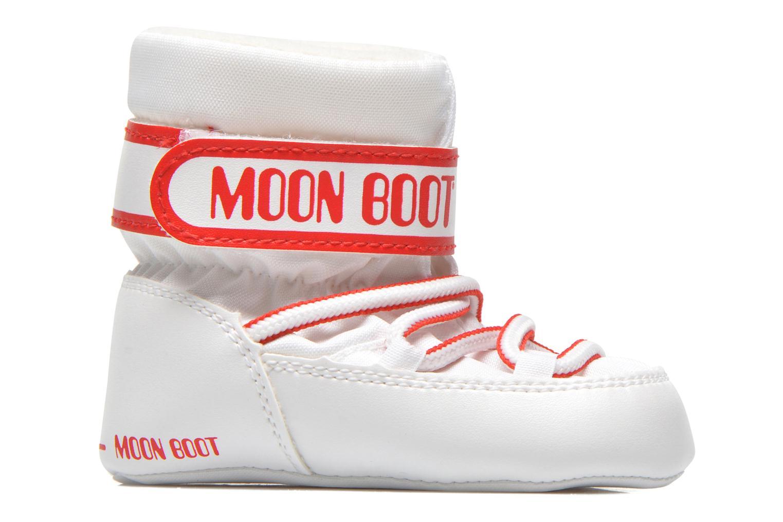 Bottes Moon Boot Moon Boot Crib Blanc vue derrière