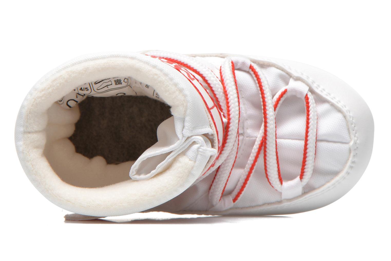 Bottes Moon Boot Moon Boot Crib Blanc vue gauche