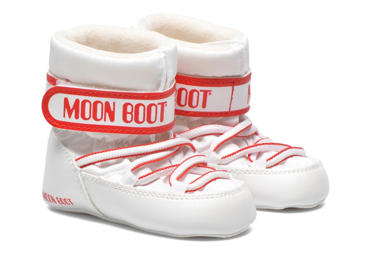 Bottes Moon Boot Moon Boot Crib Blanc vue détail/paire