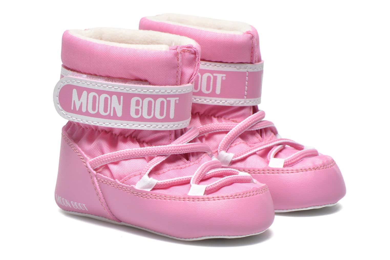 Bottes Moon Boot Moon Boot Crib Rose vue détail/paire