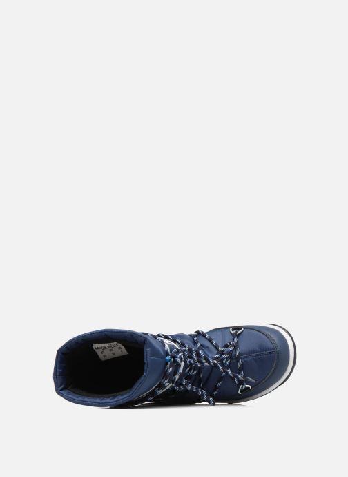 Stiefel Moon Boot Moon Boot Sport Jr blau ansicht von links