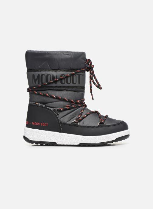 Botas Moon Boot Moon Boot Sport Jr Negro vistra trasera