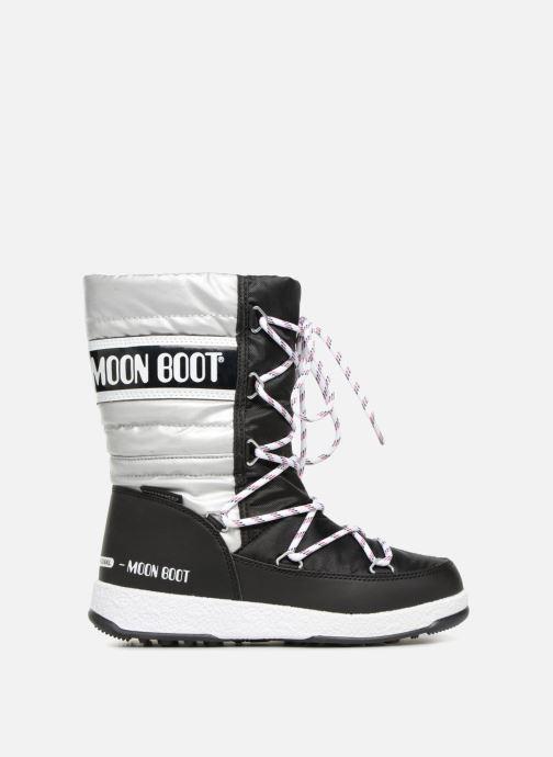 Bottes Moon Boot Moon Boot Quilted Jr Wp Noir vue derrière