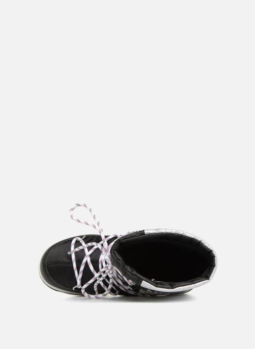 Stiefel Moon Boot Moon Boot Quilted Jr Wp schwarz ansicht von links