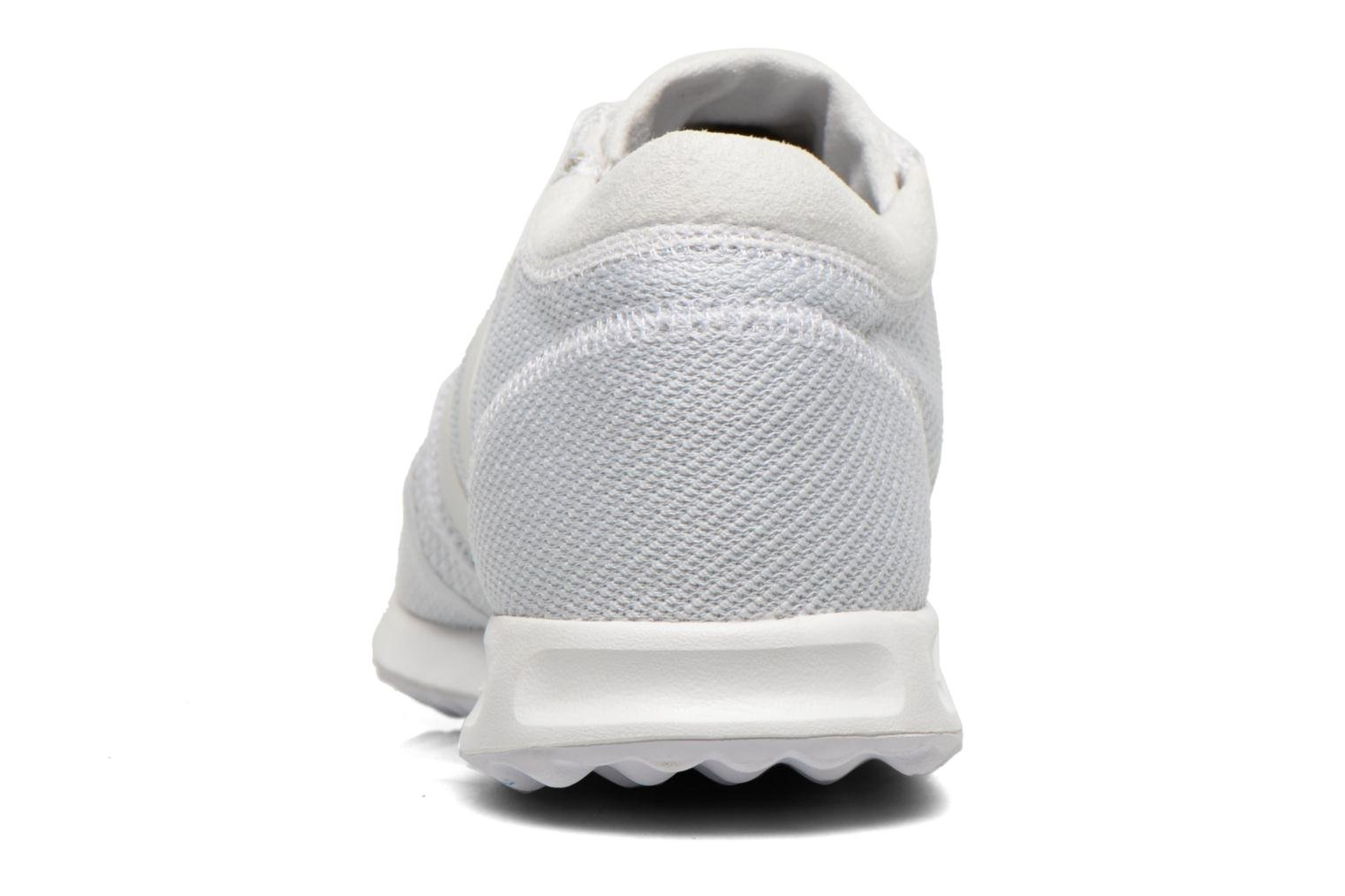 Baskets Adidas Originals Los Angeles Blanc vue droite