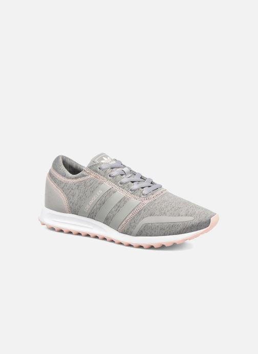 adidas Originals Damen Los Angeles Sneakers Grau