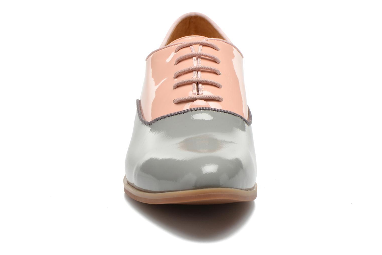 Chaussures à lacets Shoe the bear Gigi Rose vue portées chaussures