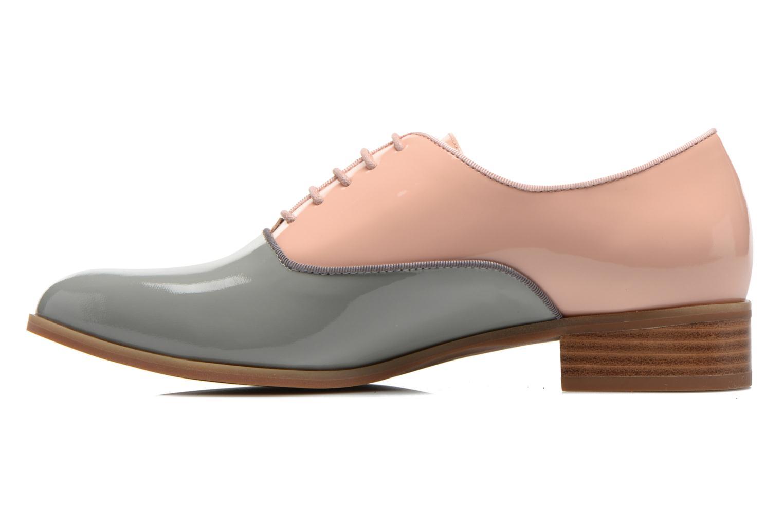 Chaussures à lacets Shoe the bear Gigi Rose vue face