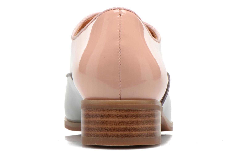 Chaussures à lacets Shoe the bear Gigi Rose vue droite