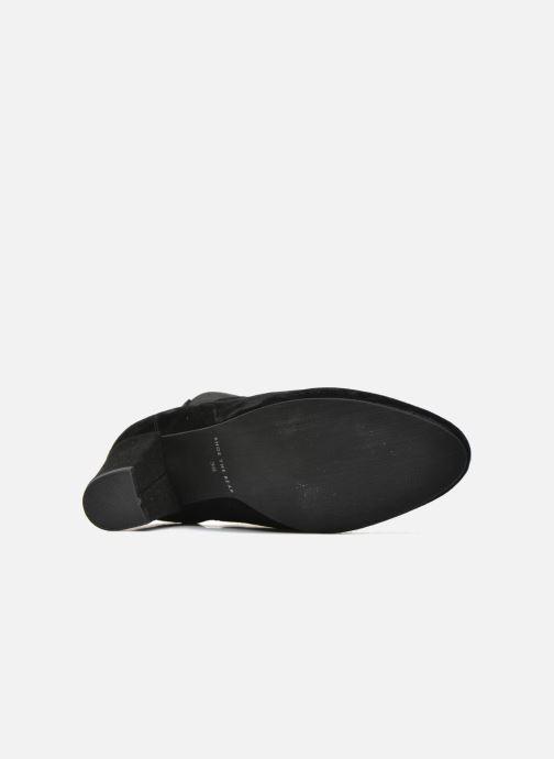 Botines  Shoe the bear Hannah Negro vista de arriba