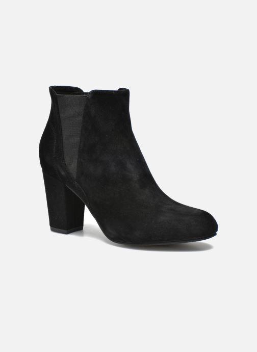 Botines  Shoe the bear Hannah Negro vista de detalle / par