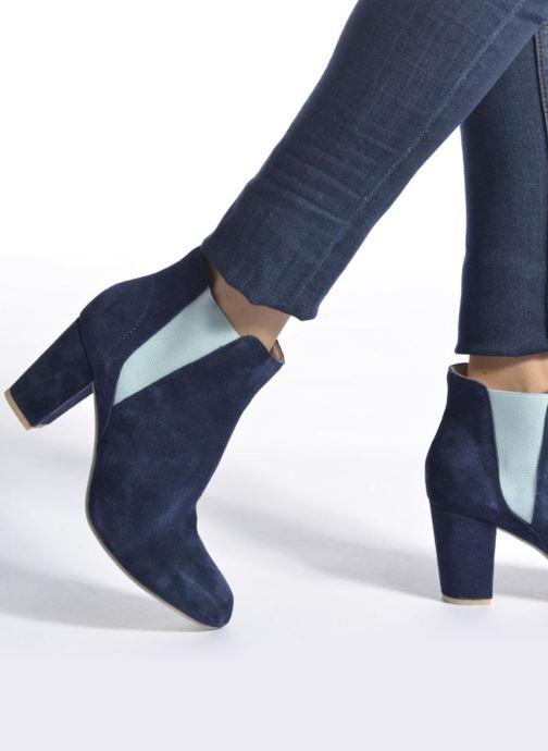 Boots en enkellaarsjes Shoe the bear Hannah Blauw onder