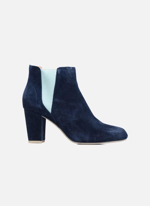 Boots en enkellaarsjes Shoe the bear Hannah Blauw achterkant