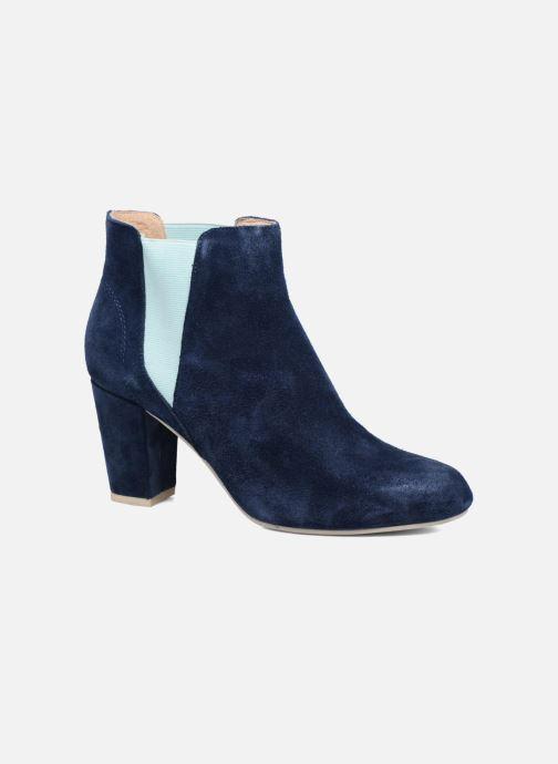 Boots en enkellaarsjes Shoe the bear Hannah Blauw detail
