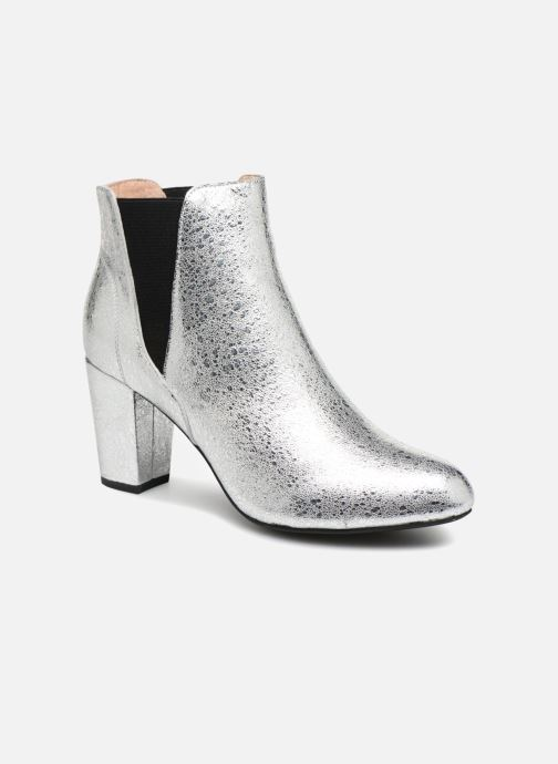 f164253e258 Shoe the bear Hannah (Silver) - Ankle boots chez Sarenza (346375)