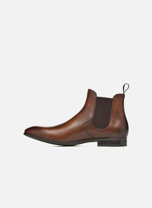 Bottines et boots Doucal's OMAR Marron vue face