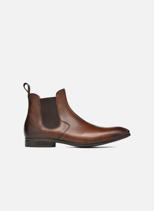 Bottines et boots Doucal's OMAR Marron vue derrière