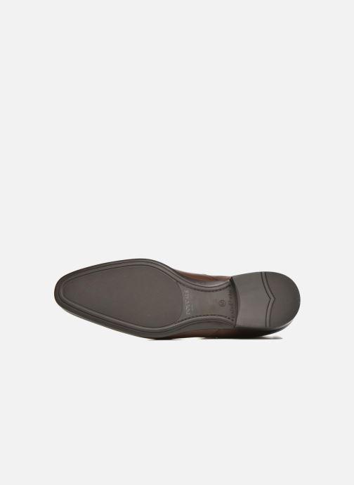 Bottines et boots Doucal's OMAR Marron vue haut