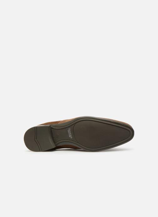 Boots en enkellaarsjes Doucal's OMAR Bruin boven