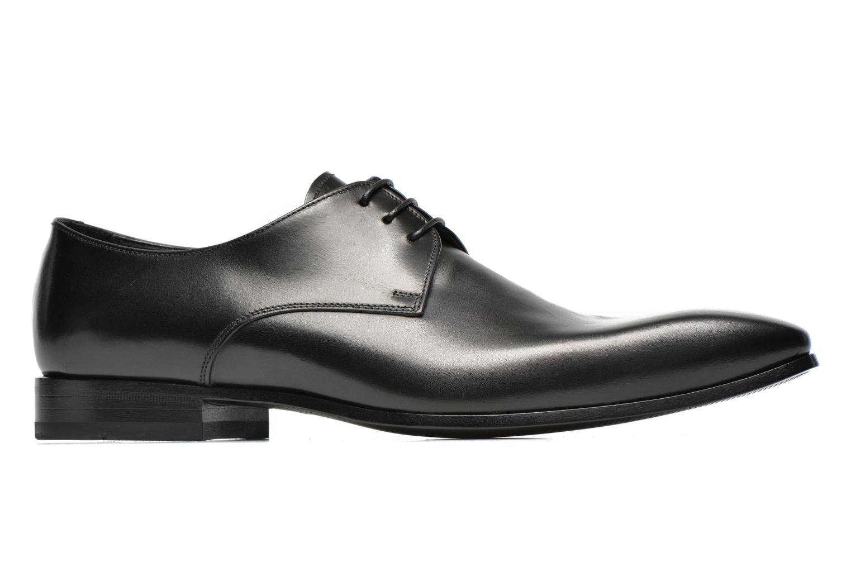 Chaussures à lacets Doucal's NICO LOW Noir vue derrière