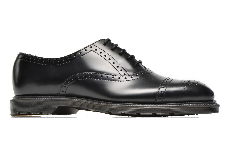 Chaussures à lacets Dr. Martens Morris Noir vue derrière