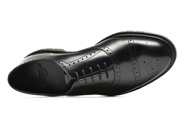 Chaussures à lacets Dr. Martens Morris Noir vue gauche