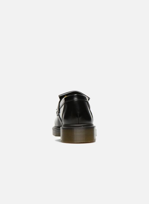 Loafers DR. Martens Adrian Black view from the right