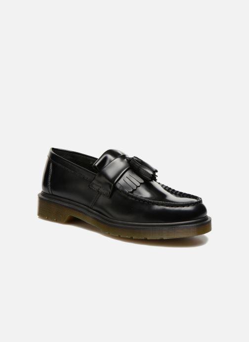 Loafers Dr. Martens Adrian Sort detaljeret billede af skoene