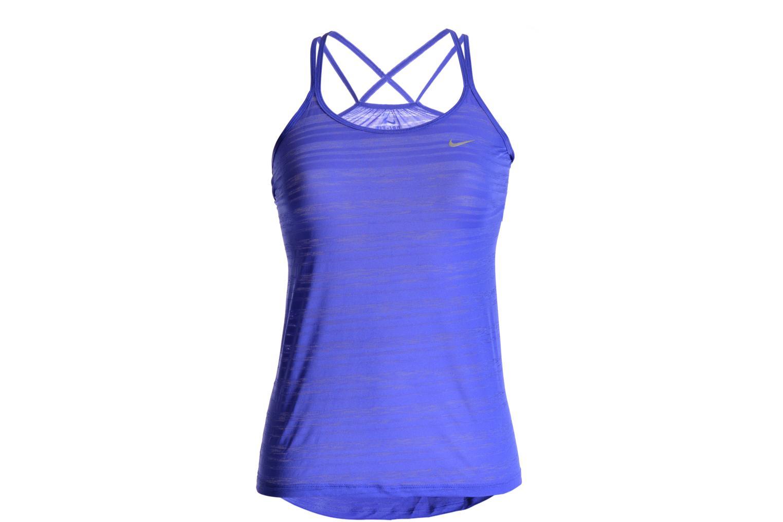 Divers Nike Nike Df Cool Breeze Strappy Ta Violet vue détail/paire