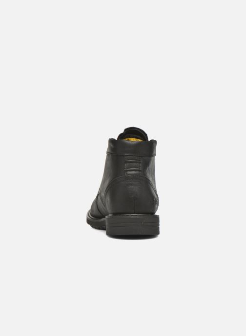 Bottines et boots Caterpillar Brock Noir vue droite