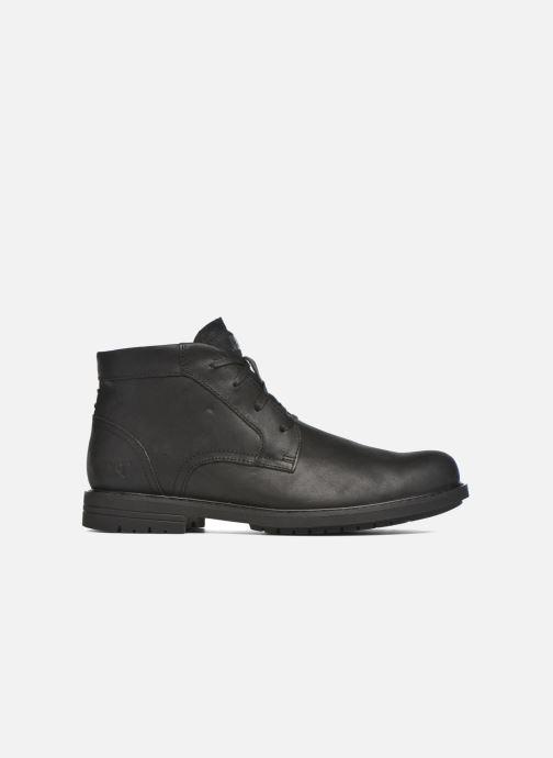 Bottines et boots Caterpillar Brock Noir vue derrière