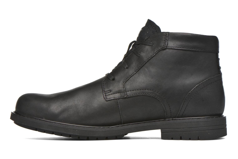 Stiefeletten & Boots Caterpillar Brock schwarz ansicht von vorne