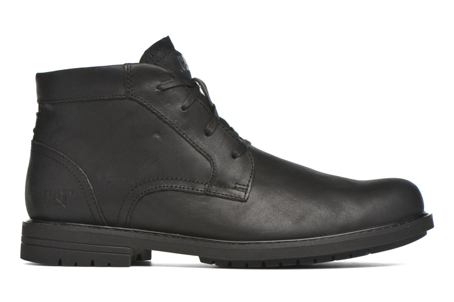 Ankle boots Caterpillar Brock Black back view