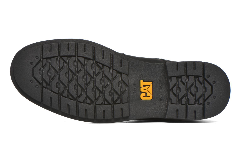 Stiefeletten & Boots Caterpillar Brock schwarz ansicht von oben