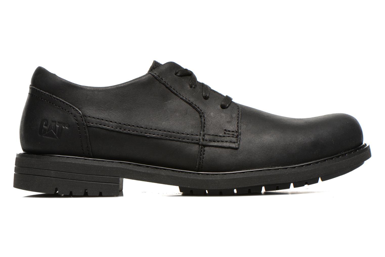 Chaussures à lacets Caterpillar Cason Noir vue derrière