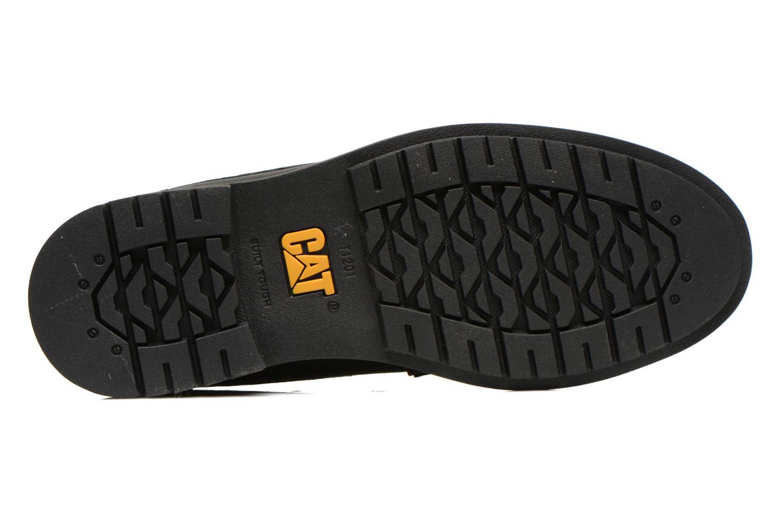 Chaussures à lacets Caterpillar Cason Noir vue haut
