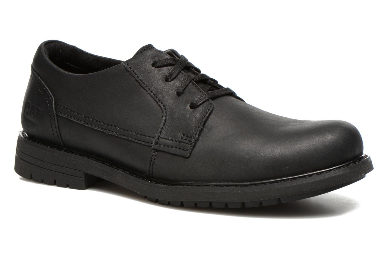 Chaussures à lacets Caterpillar Cason Noir vue détail/paire