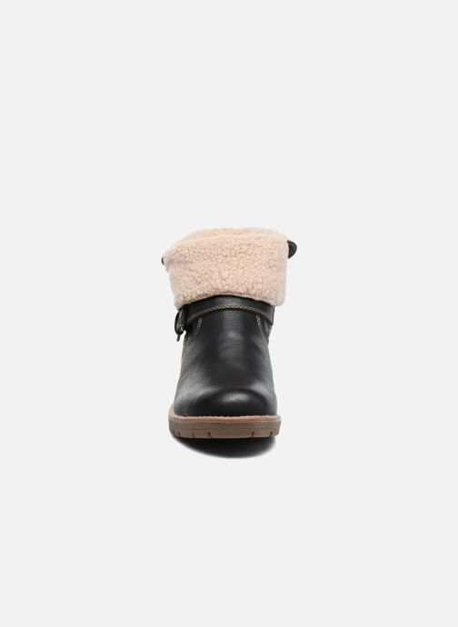 Bottines et boots Tom Tailor Victoria Noir vue portées chaussures