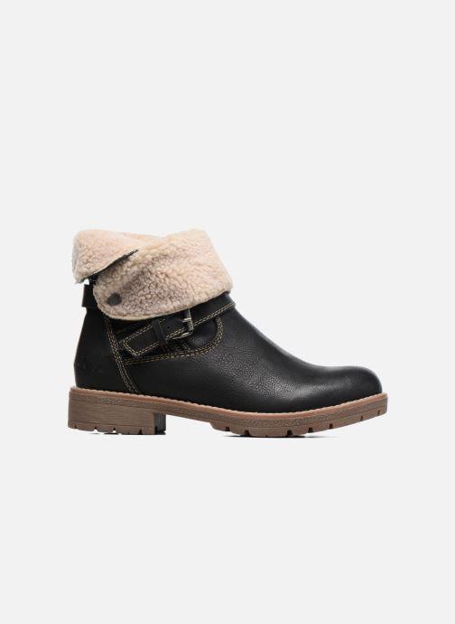 Bottines et boots Tom Tailor Victoria Noir vue derrière