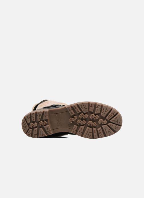 Boots en enkellaarsjes Tom Tailor Victoria Zwart boven