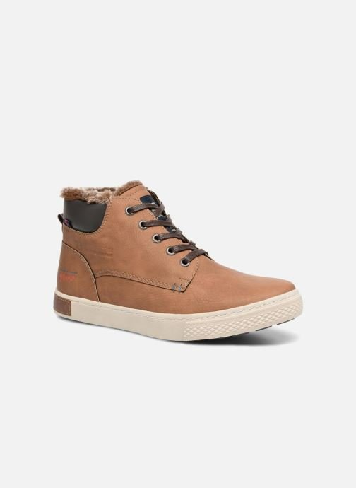 Trainers Tom Tailor Olive Brown detailed view/ Pair view