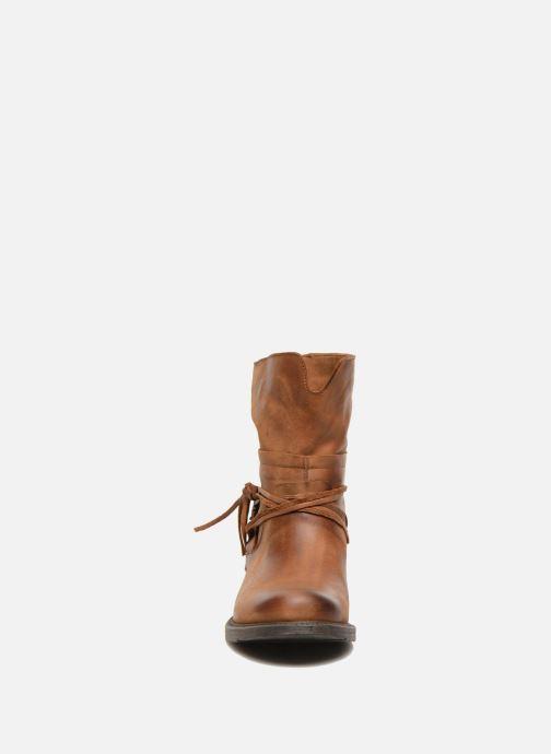 Bottines et boots Sweet Lemon L.8.PYOBA Marron vue portées chaussures