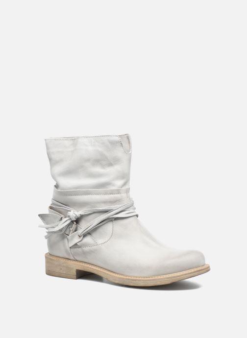 Bottines et boots Sweet Lemon L.8.PYOBA Gris vue détail/paire