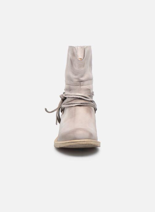 Bottines et boots Sweet Lemon L.8.PYOBA Gris vue portées chaussures