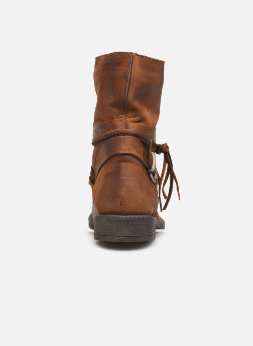 Bottines et boots Sweet Lemon L.8.PYOBA Marron vue droite