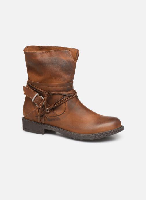 Bottines et boots Sweet Lemon L.8.PYOBA Marron vue détail/paire