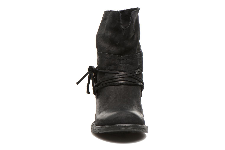 Bottines et boots Sweet Lemon L.8.Pistilo Noir vue portées chaussures