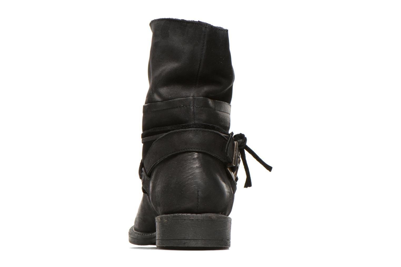 Bottines et boots Sweet Lemon L.8.Pistilo Noir vue droite