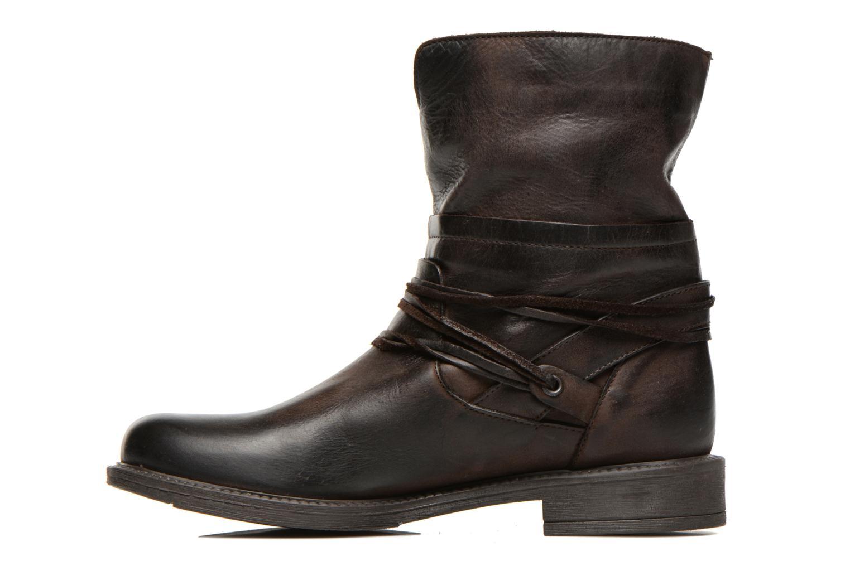 Bottines et boots Sweet Lemon L.8.Pistilo Marron vue face