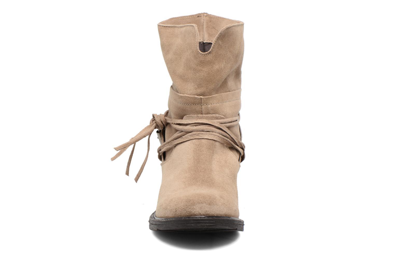 Bottines et boots Sweet Lemon L.8.Pistilo Beige vue portées chaussures